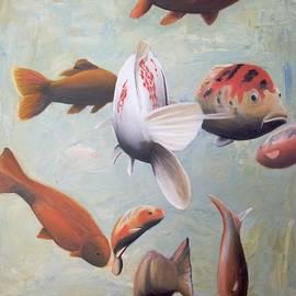 Elisenda Vila - Koi fishes