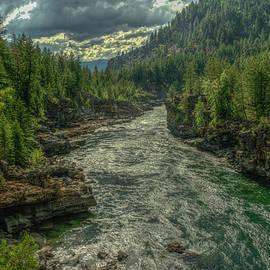 Constance Puttkemery - Kootenai River Montana