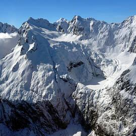 Nicholas Blackwell - Korako Glacier