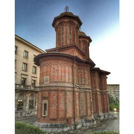 Adriano La Naia - Kretzulescu Church, Bucharest - Your