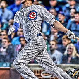 KRIS BRYANT CHICAGO CUBS - Joe Hamilton