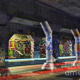 Eddie Yerkish - Krog Street Tunnel