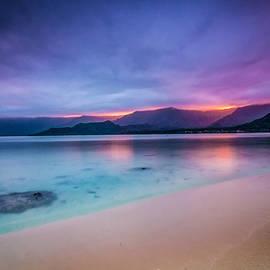 John Perez - Kualoa Beach