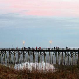 Cynthia Guinn - Kure Beach Pier
