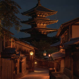 Richard Vandewalle - Kyoto Night