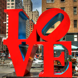 Allen Beatty - L O V E in the Big Apple