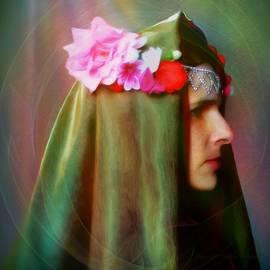 Christine Belanger - La Dame des Fleurs