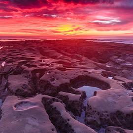 Ben Graham - La Jolla Sunset 2