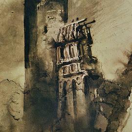 La Tourgue in 1835 - Victor Hugo
