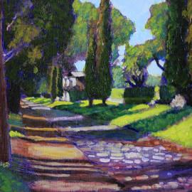 David Zimmerman - La Via Appia