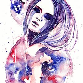 Alexandra-Emily Kokova - Lacrima Nebula
