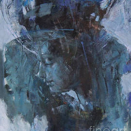 Michal Kwarciak - Lady in Blue