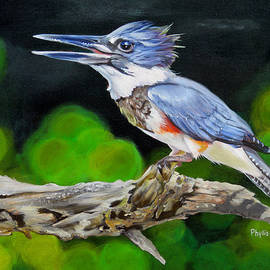 Phyllis Beiser - Lady Kingfishers Song