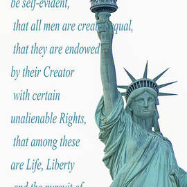 Regina Geoghan - Lady LIberty and Independence