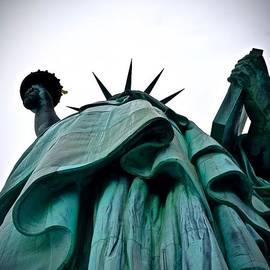 Debra Banks - Lady Liberty   Statue of Liberty