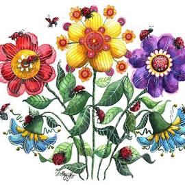 Shelley Wallace Ylst - Ladybug Playground