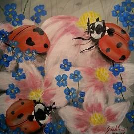 Judit Szalanczi - Ladybugs