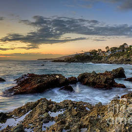 Eddie Yerkish - Laguna Beach Coastline