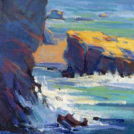 Konnie Kim - Laguna Rocks