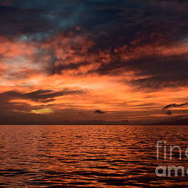 Jackson Kowalski - Lahaina Summer Sunset