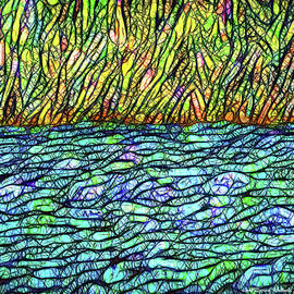 Joel Bruce Wallach - Lake And Land