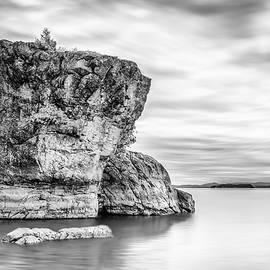 Alan Brown - Lake Champlain Rock Mono