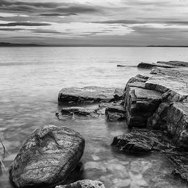 Andy Gimino - Lake Champlain-Vermont-Sunrise-storm
