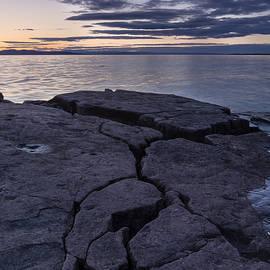 Andy Gimino - Lake Champlain-Vermont-Sunset-Shoreline-Vista