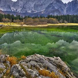Ivan Slosar - Lake Fusine