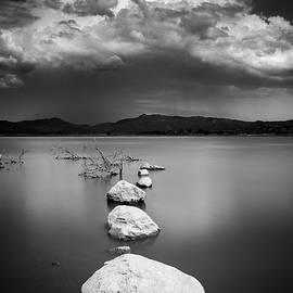 William Dunigan - Lake Henshaw Cloud