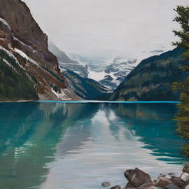 Christopher Reid - Lake Louise