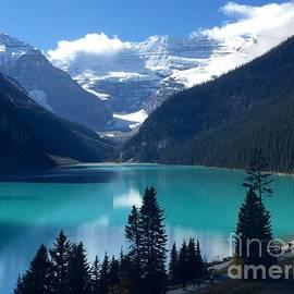 Susan Garren - Lake Louise View