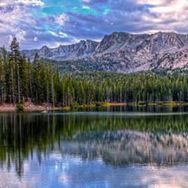 Lynn Bauer - Lake Mamie Panorama
