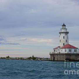 Kathryn Jinae - Lake Michigan Lighthouse