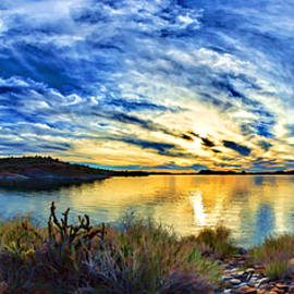 Bill Caldwell -        ABeautifulSky Photography - Lake Pleasant Sunset 2