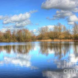 Vicki Spindler - Lake Reflections