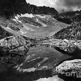 Yuri Santin - Lake reflections