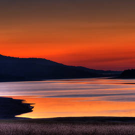 Lake Sherburne - Mark Kiver