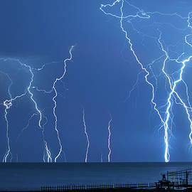 Lake St. Clair Lightning - Cale Best