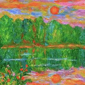Kendall Kessler - Lake Sunset