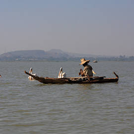 Aidan Moran - Lake Tana Fisherman
