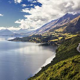 Charles Kosina - Lake Wakatipu