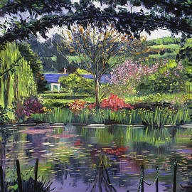 David Lloyd Glover - Lakeside Giverny