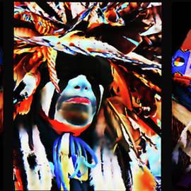 Terril Heilman - Lakota Tryptic