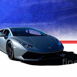 Stuart Row - Lamborghini Huracan