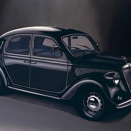 Paul Meijering - Lancia Ardea 1939 Painting