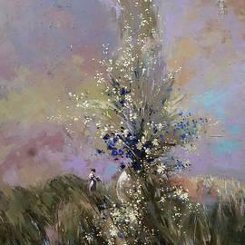 Anastasija Kraineva - Landscape . I was lucky today.