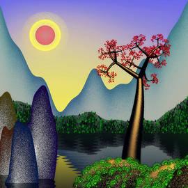 GuoJun Pan - Landscape 3