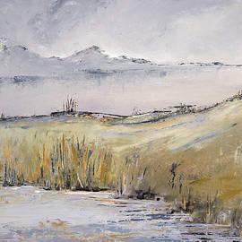 Carolyn Doe - Landscape in Gray