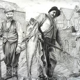 James Oliver - Lanes Cove Fishermen